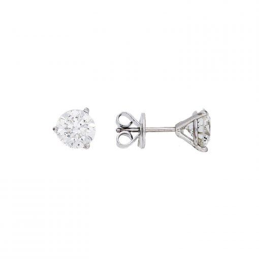 Diamond EarringsStyle #: MH-JG-119-01