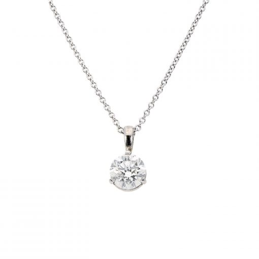 Diamond NecklaceStyle #: MHPND00014