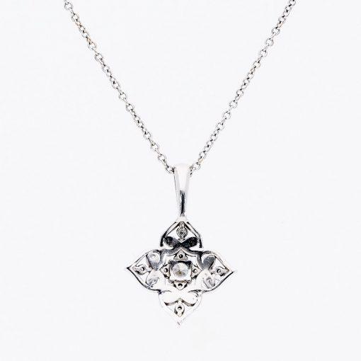 Diamond NecklaceStyle #: N8789