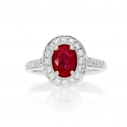 Ruby RingStyle #: PD-LQ142L