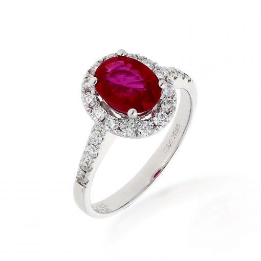 Ruby RingStyle #: PD-LQ15824L