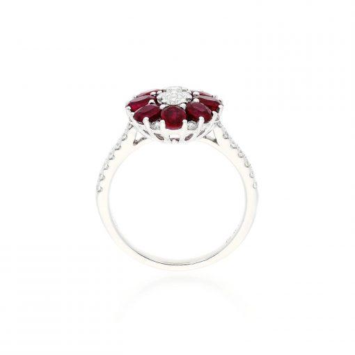 Ruby RingStyle #: PD-LQ17582L