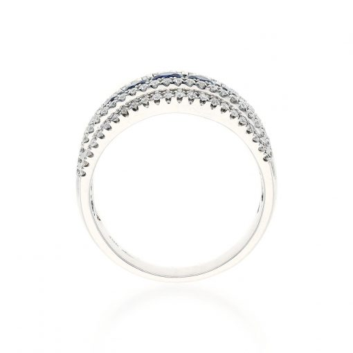 Sapphire RingStyle #: PD-LQ18275L