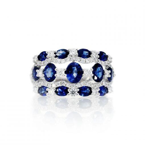Sapphire RingStyle #: PD-LQ19862L