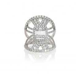 Diamond Ring<br>Style #: PD-LQ20286L