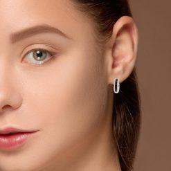 Black Diamond EarringsStyle #: PD-LQ6631E