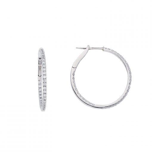 Diamond EarringsStyle #: PD-LQ9375E