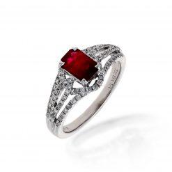 Ruby Ring<br>Style #: PD-LQ9612L