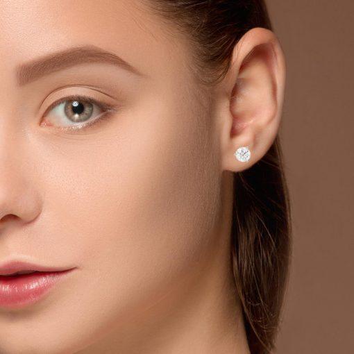 Diamond  EarringsStyle #: PP3274-04-11-C