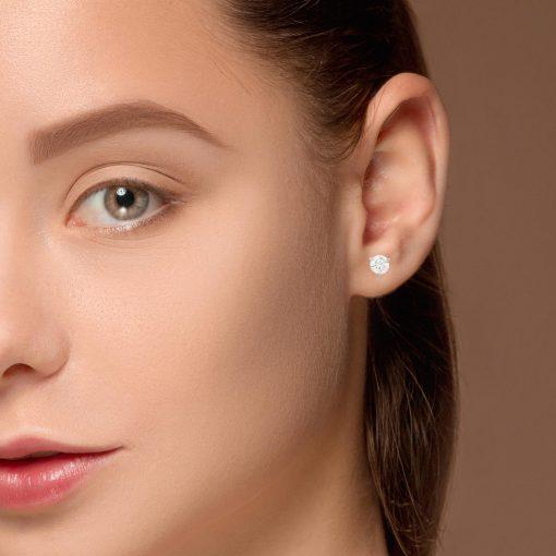 Diamond  EarringsStyle #: PP4520-02-04-C
