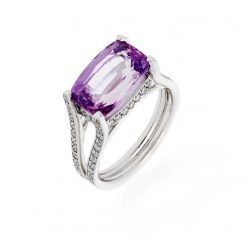 Sapphire Ring<br>Style #: PSAF-005