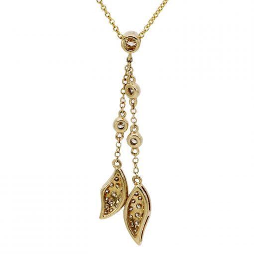 Diamond NecklaceStyle #: iMARS-26758