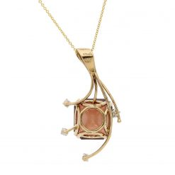 Ametrine NecklaceStyle #: MH-PEN-919-01