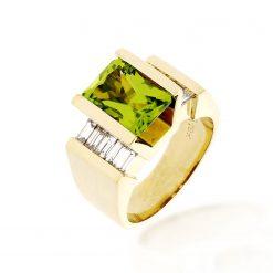 Peridot RingStyle #: MH-RINGS