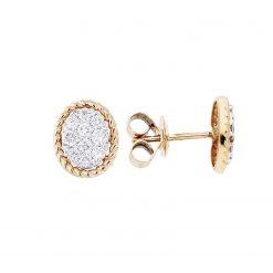 Diamond EarringsStyle #: PD-LQ9348E