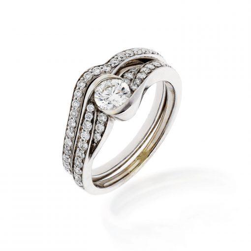 Diamond RingStyle #: 96009