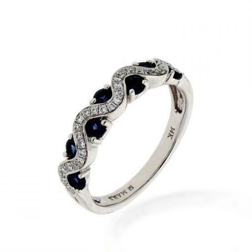 Sapphire RingStyle #: MARS-26117