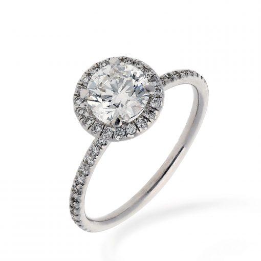Diamond RingStyle #: MH-ER-1119-01
