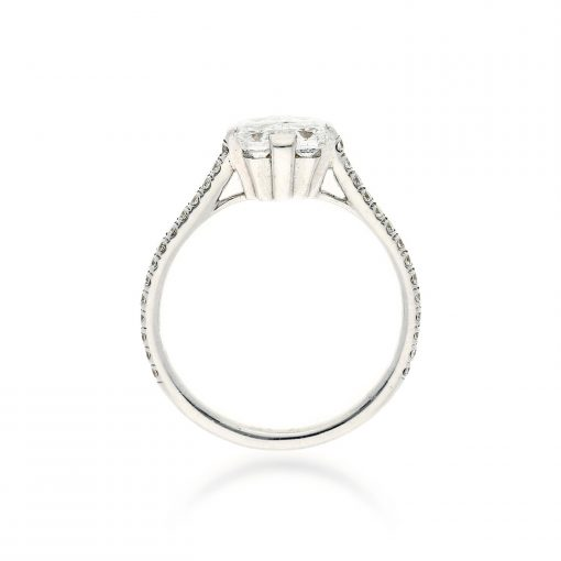 Diamond RingStyle #: Quad-01