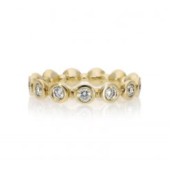 Diamond Ring<br>Style #: MARS-26124YG