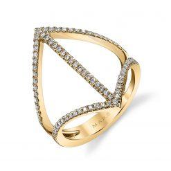 Diamond Ring<br>Style #: iMARS-26719
