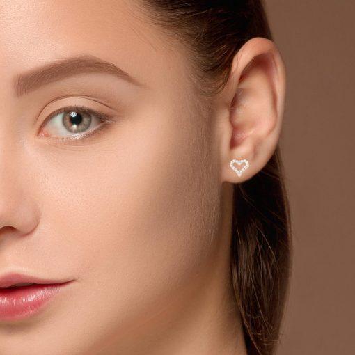 Diamond EarringsStyle #: MARS-27450