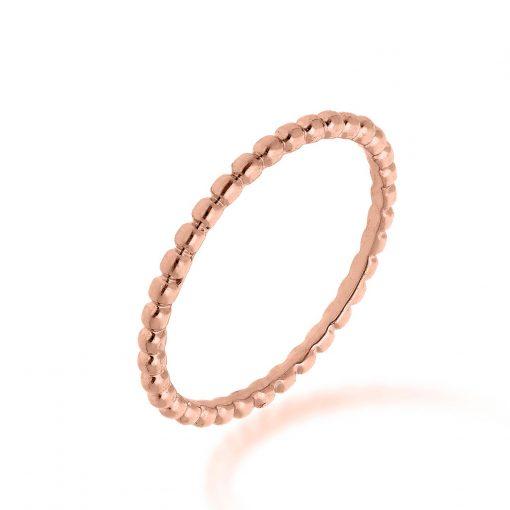 Rose Gold RingStyle #: MARS-26354RG