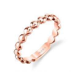Rose Gold RingStyle #: MARS-26886RG