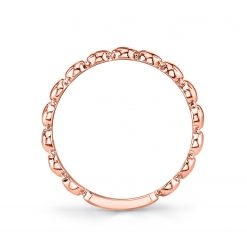 Rose Gold Ring<br>Style #: MARS-26886RG