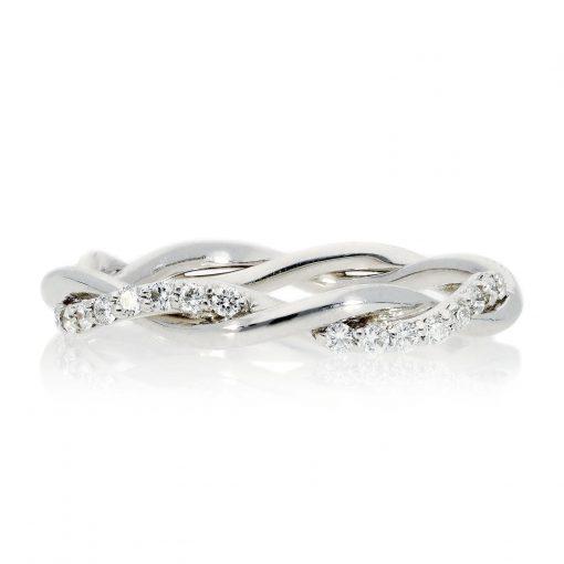 Diamond RingStyle #: B8078
