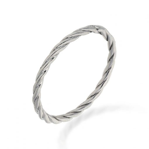 White Gold RingStyle #: MARS-26353