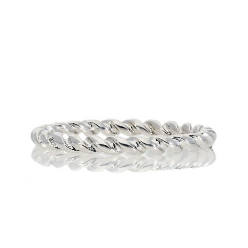 White Gold RingStyle #: MARS-26885