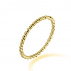 Yellow Gold RingStyle #: MARS-26354YG