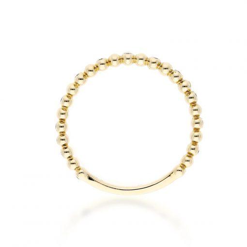 Diamond RingStyle #: MARS-27245YG