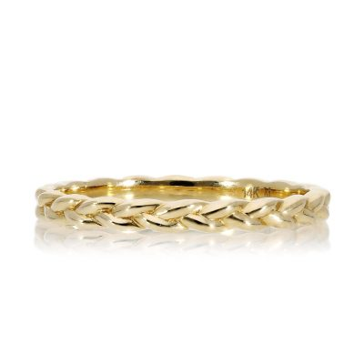 Yellow Gold RingStyle #: MARS-27293YG