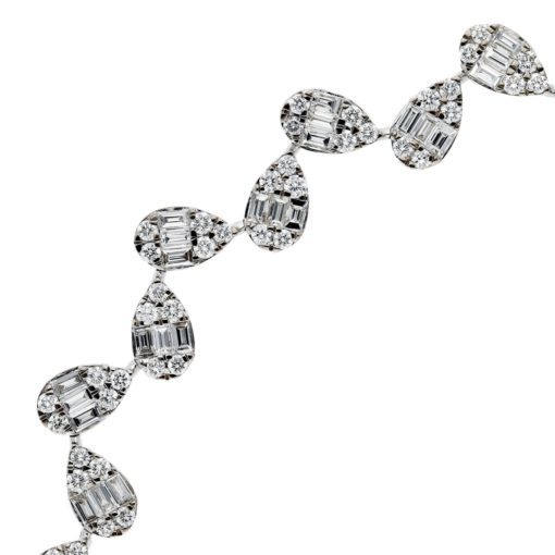 Diamond BraceletStyle #: RIU-38318