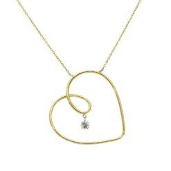 Diamond Necklace<br>Style #: RIU-37729