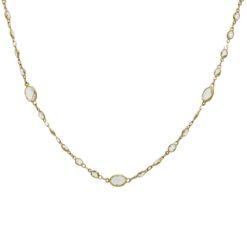 Topaz Necklace<br>Style #: WLI-J13199FJN