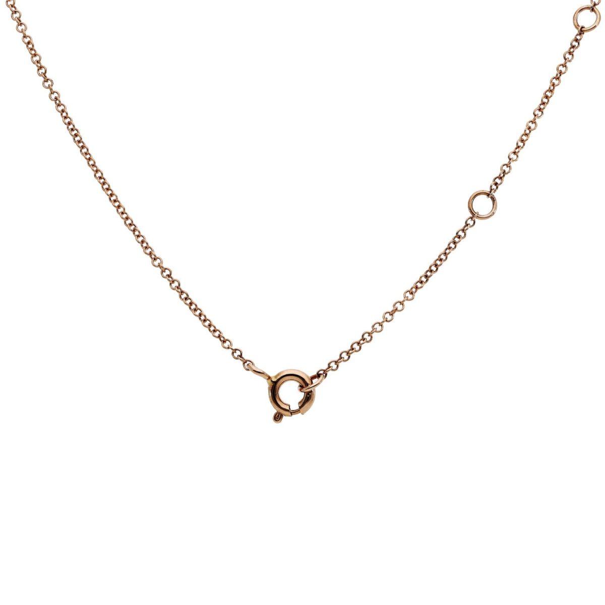Diamond NecklaceStyle #: MK-813807