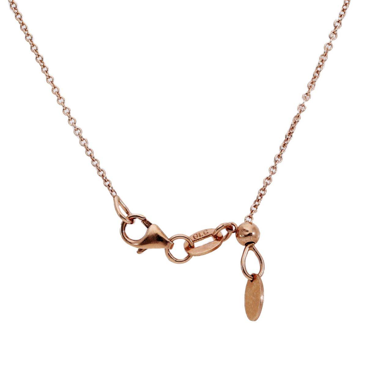 Diamond NecklaceStyle #: MK-840861