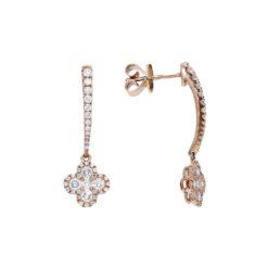 Diamond EarringsStyle #: MK-817889