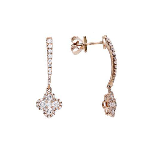 Diamond EarringsStyle #: MK-841780
