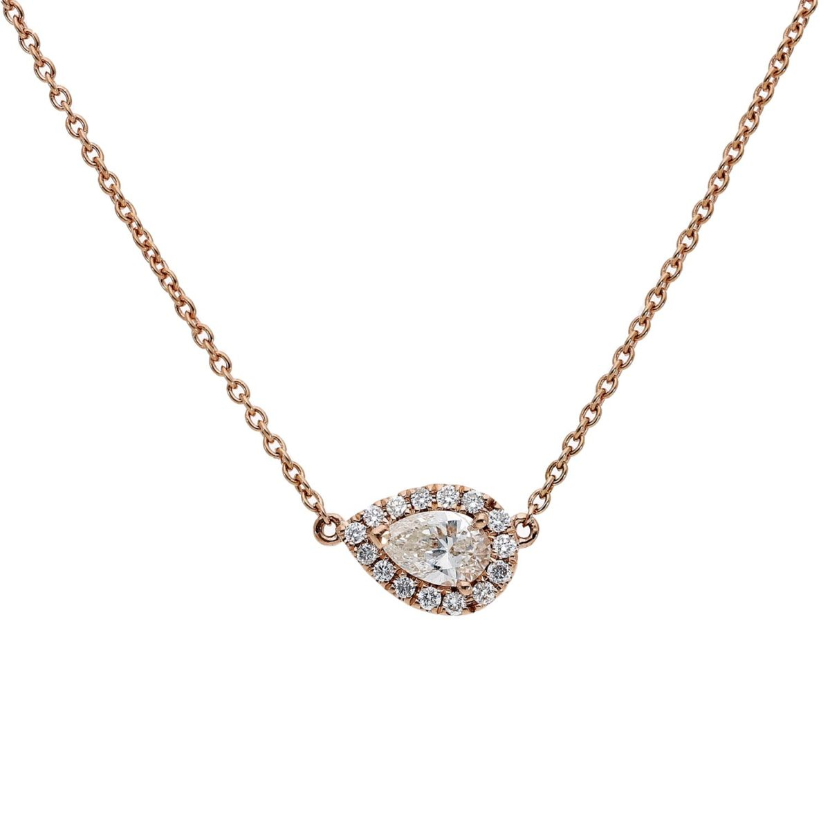Diamond NecklaceStyle #: MK-847008