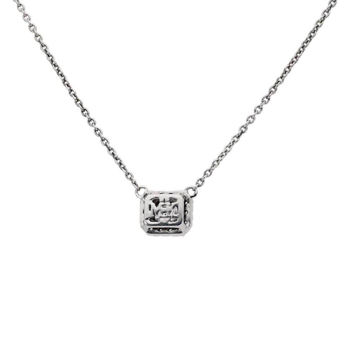 Diamond NecklaceStyle #: MK-834015