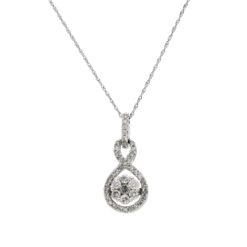 Diamond Necklace<br>Style #: ROY-WC4774D