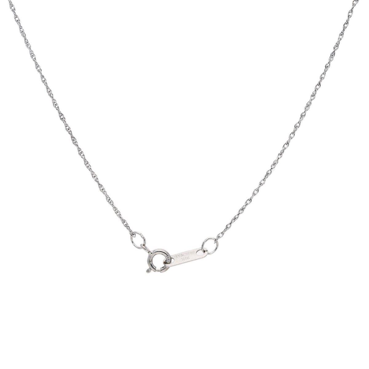 Diamond NecklaceStyle #: ROY-WC4774D