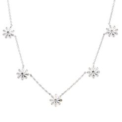 Diamond Necklace<br>Style #: ROY-WC8037D