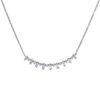Diamond Necklace<br>Style #: ROY-WC8826D