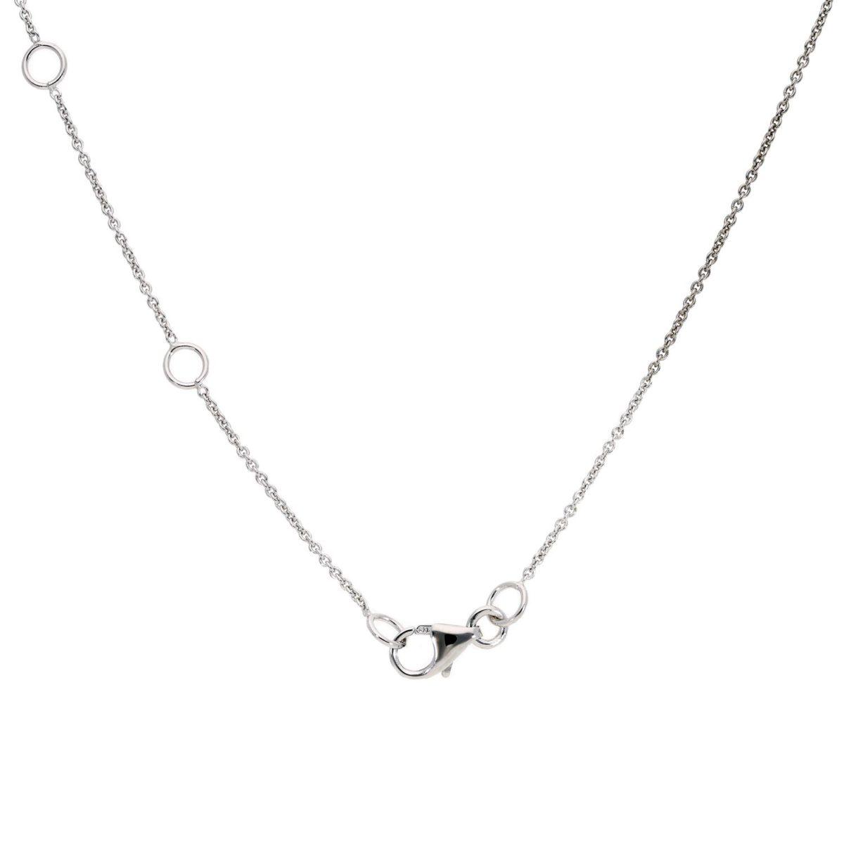 Diamond NecklaceStyle #: ROY-WC9739D