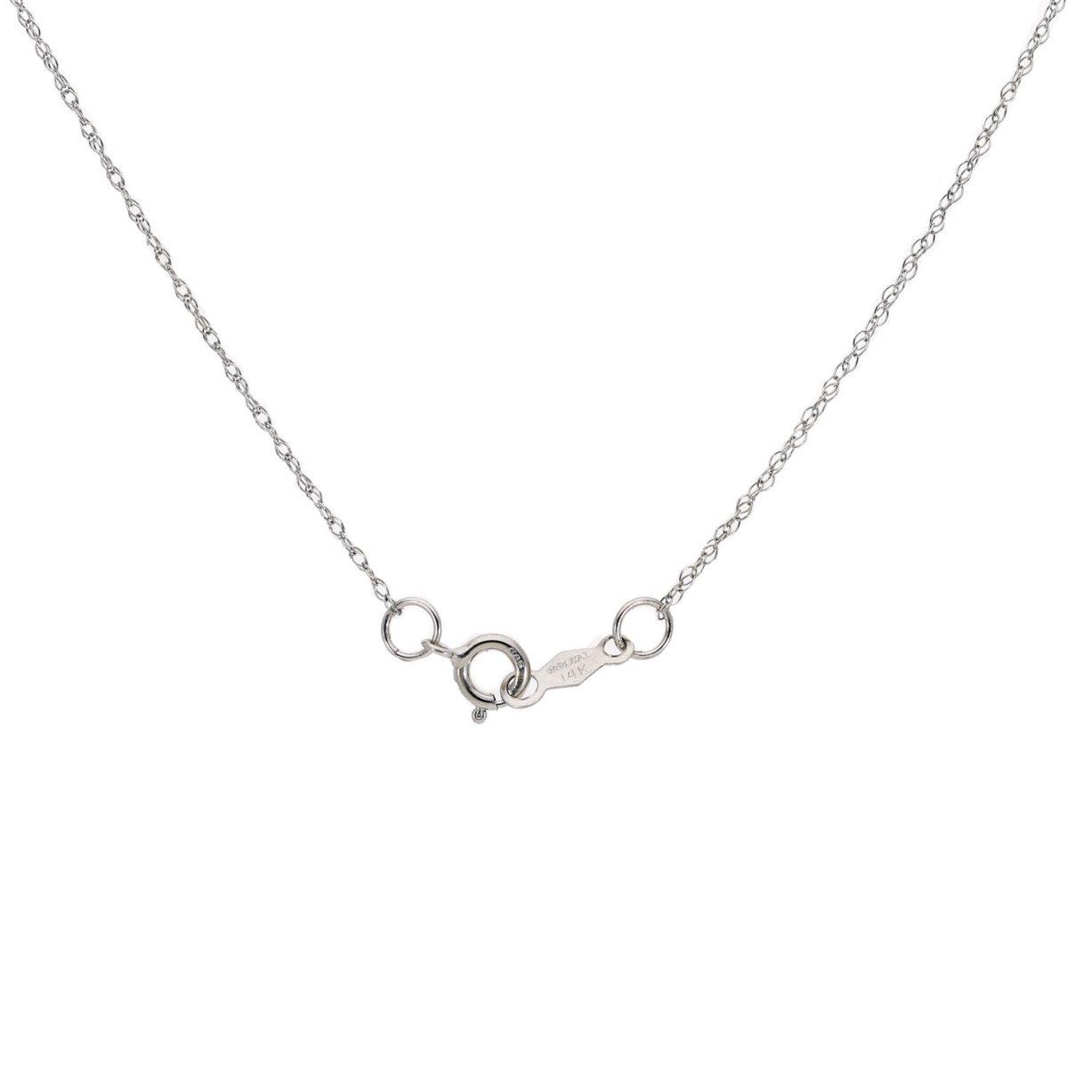 Diamond NecklaceStyle #: ROY-WC9891D